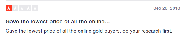 is bullion by post a scam