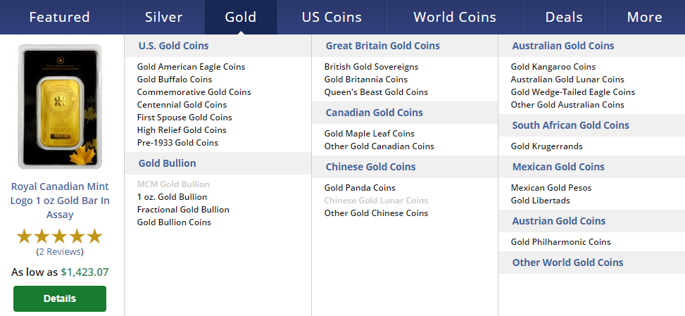 what is Modern Coin Mart