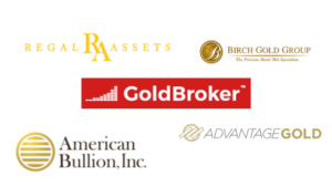 top gold IRA companies