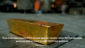 Gran Colombia Gold Scam Legit
