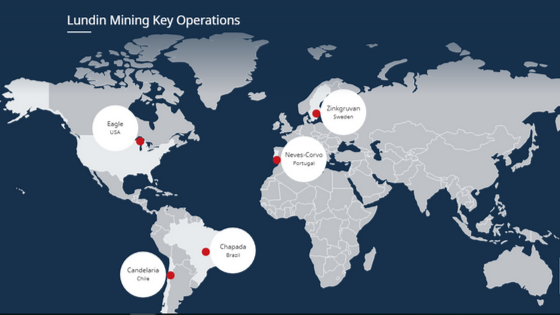 What is Lundin Mining Corporation