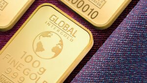 How do you make money investing in gold?