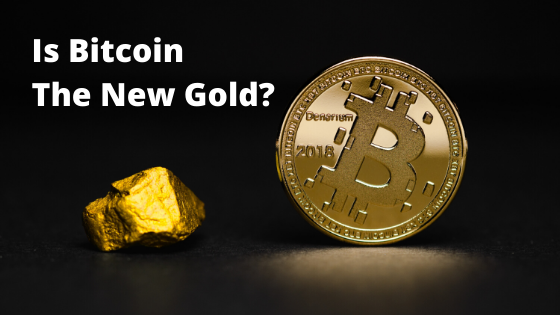 is Bitcoin The New Gold